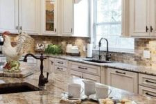 13 avoid such outdated looks with granite countertops and change them for something fresh and edgy