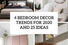 4 bedroom decor trends for 2020 and 25 ideas cover