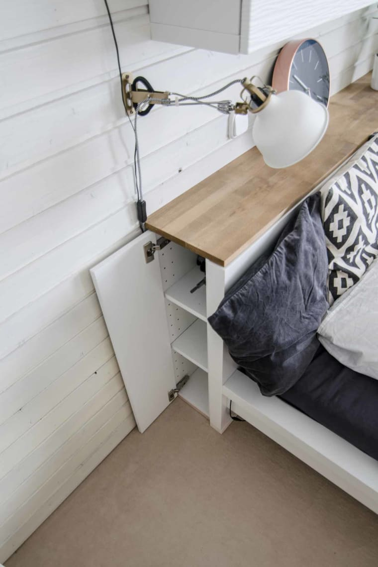 21 Ikea Headboard Hacks For Chic And Functionality Digsdigs