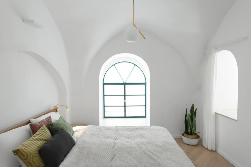 bedroom design in white always works