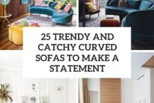 25 trendy and catchy curved sofas to make a statement cover