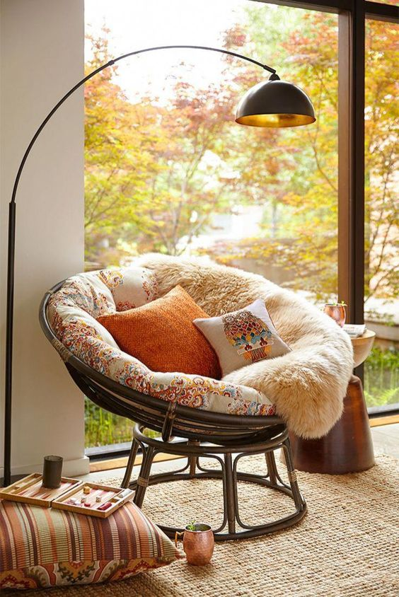 What Is A Papasan Chair And 25 Examples To Steal Digsdigs