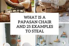 what is a papasan chair and 25 examples to steal cover