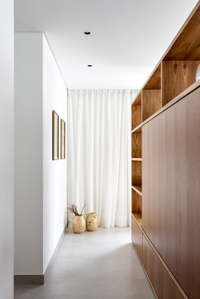 a storage unit is always a great choice when it comes to room dividers