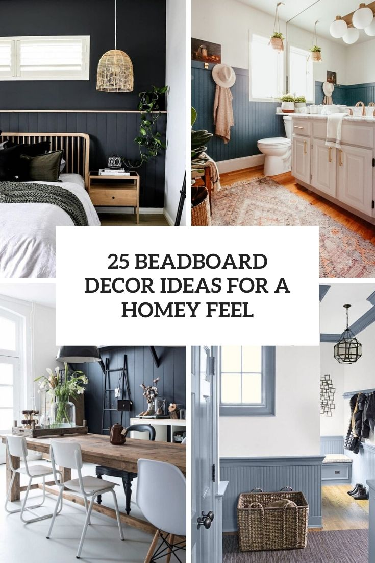 25 Beadboard Decor Ideas For A Homey Feel