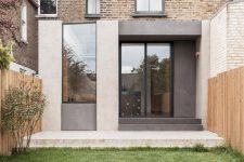 01 This spacious extension was built for a Victorian home and a young growing family who needs more space