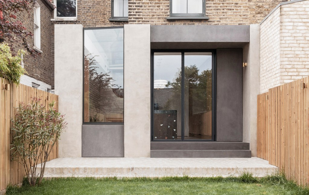 This spacious extension was built for a Victorian home and a young growing family who needs more space