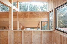 09 Lots of windows and skylights fill the interiors with natural light