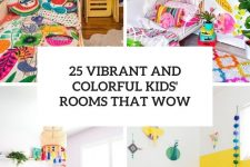 25 vibrant and colorful kids' rooms that wow cover