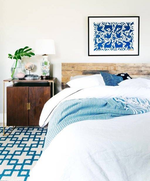 a sea inspired bedroom design