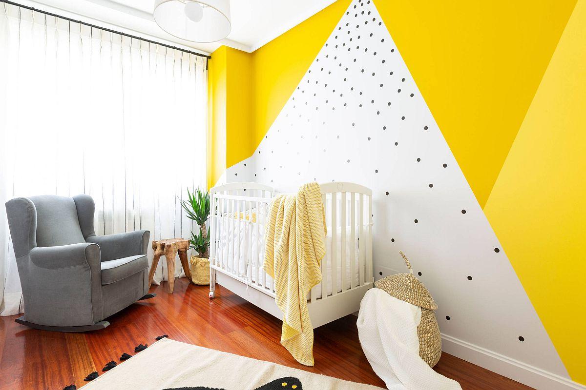 a fun nursery design