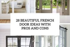 28 beautiful french door ideas with pros and cons cover