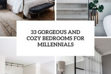 33 gorgeous and cozy bedrooms for millennials cover