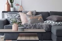 23 grey furniture won't make your living room smaller