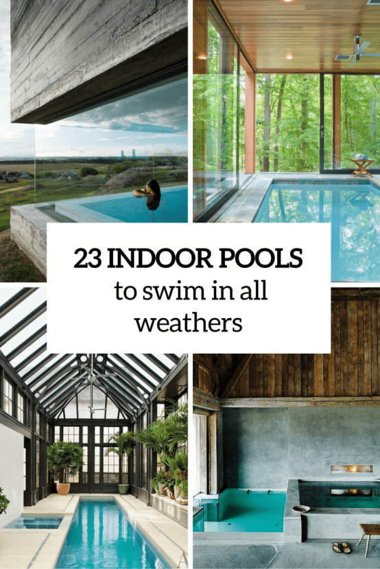 Indoor Pools Cover