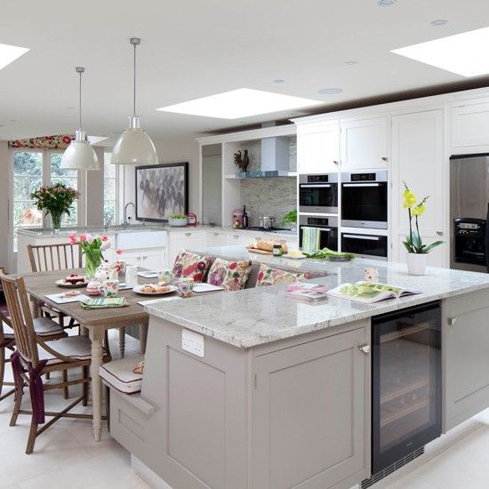 Captivating Kitchen Island With A Cooler Pictures