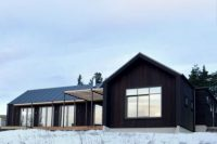 24 three pavilion gable roof
