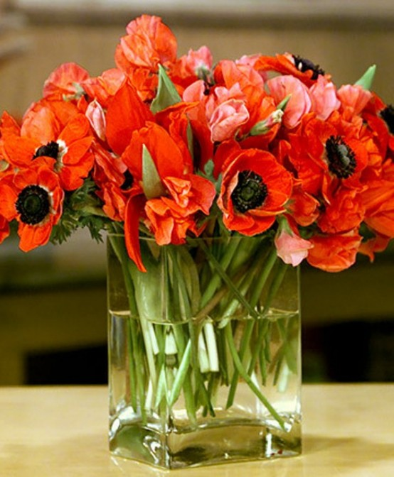 25 Flower Decoration Ideas For Valentine S Day Digsdigs