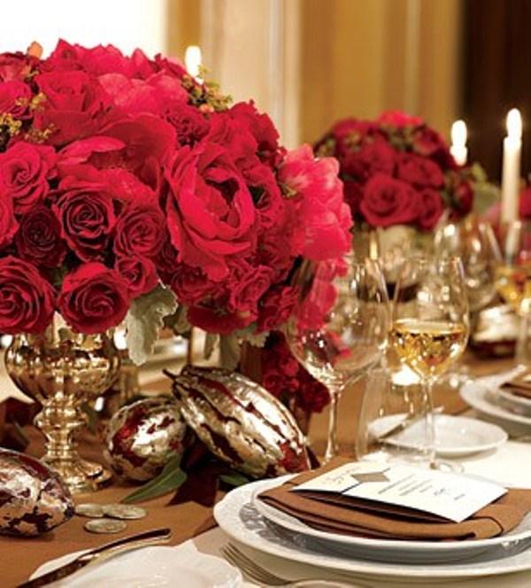 Flower Decoration Ideas For Valentine's Day