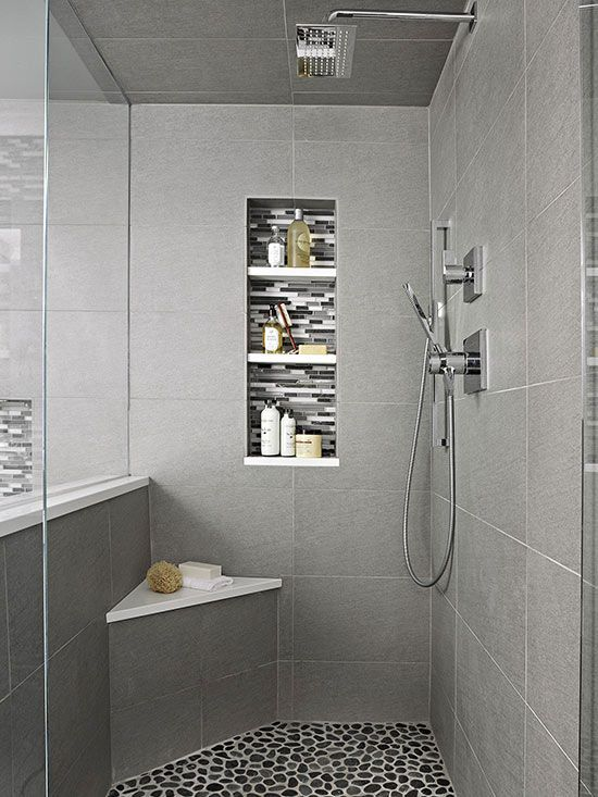 Creative Large Bathroom Tiles