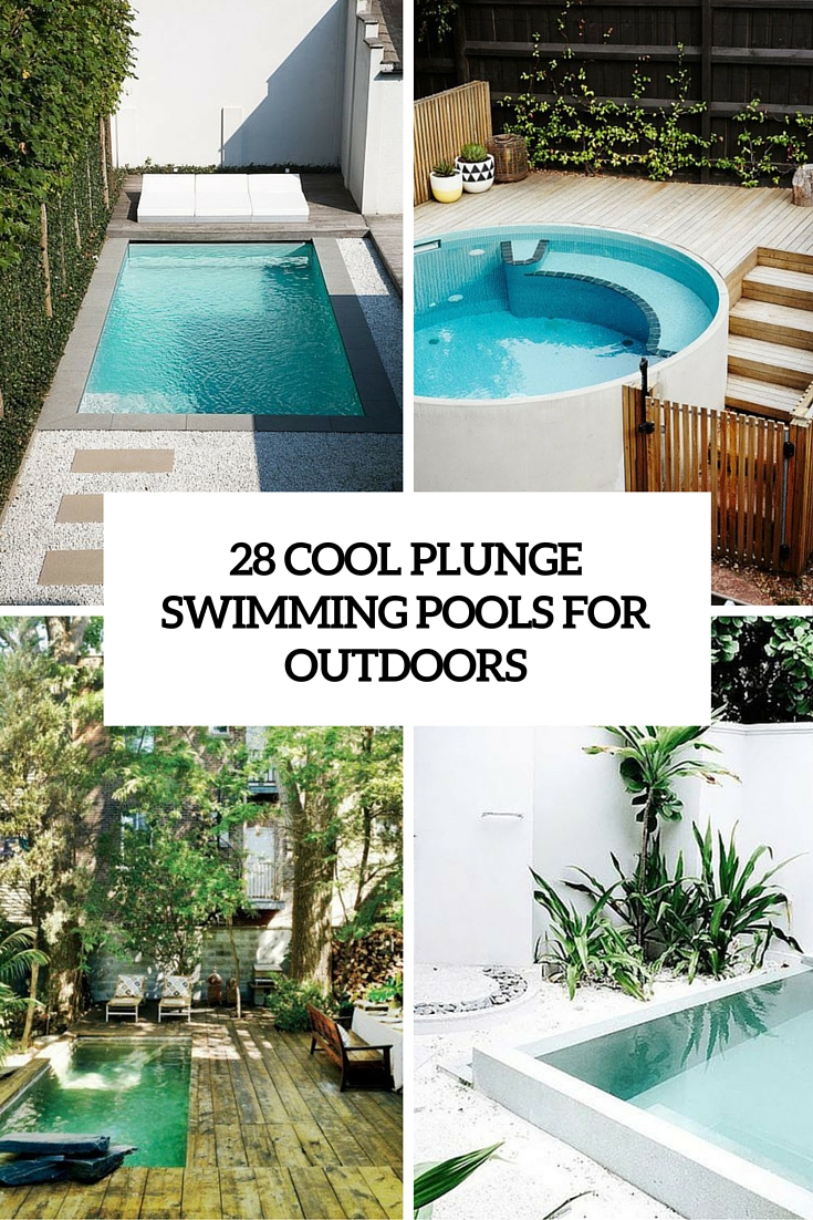Best furniture product and room designs of june 2016 for Outdoor pool room ideas