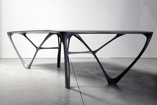 3 Amazing Tables For Modern Interior Design From Joris