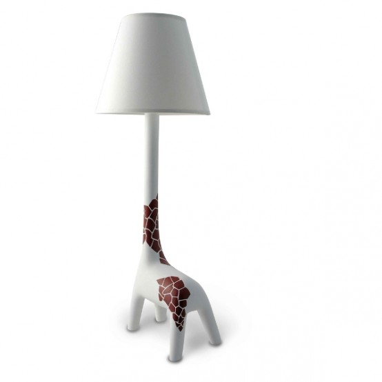 3 Cool Lamps For The Kids' Room by Leblon-Delienne