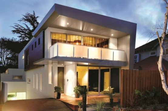 3 storey modern and luxurious house with timeless design for Timeless home design