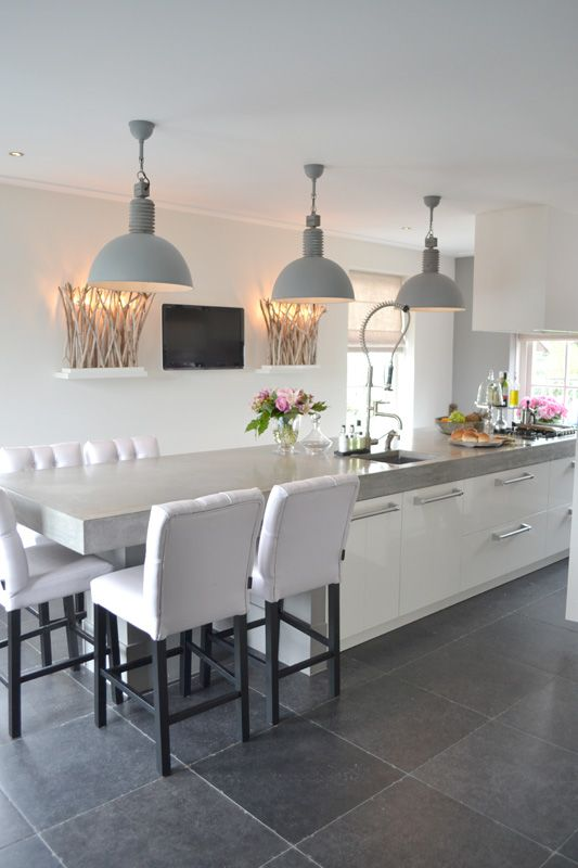 Kitchen Island Eating Area 30 kitchen islands with seating and dining areas - digsdigs