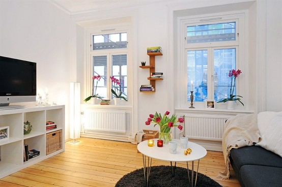 Meter Studio Apartment With High Ceiling And Comfy Interior