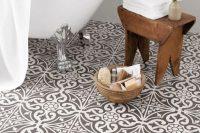 33 patterned mosaic