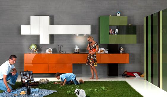 36e8 italian kitchen design