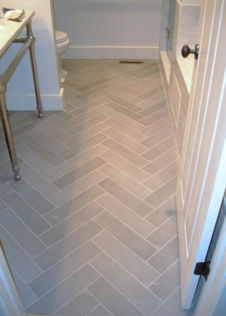 50 Cool Bathroom Floor Tiles Ideas You Should Try Digsdigs