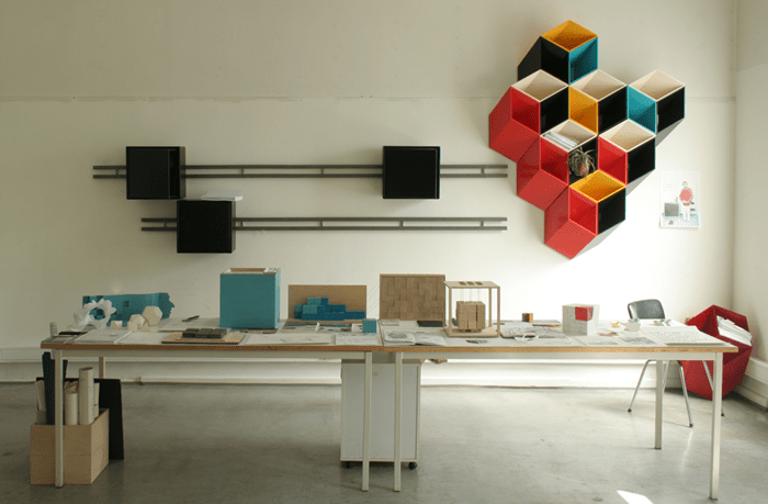 Wall Storage System