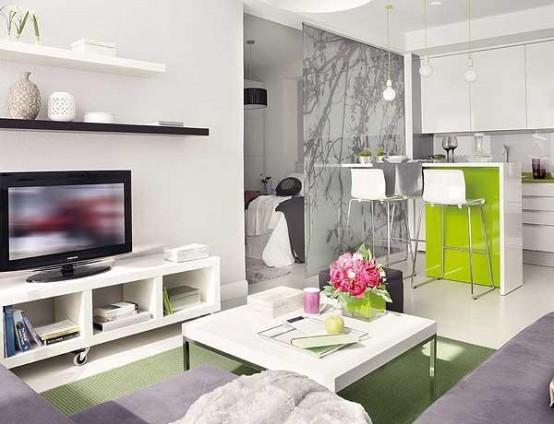 ����� 2012 - ������� ������ ������� -������� ������ ������� deecoor  ������� 2012 40-sqm-apartment-des