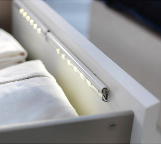 5 Practical Lighting Ideas For Your Closet