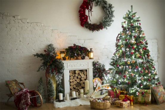 6 Stylish Christmas Decor Collections By Famous Brands  DigsDigs