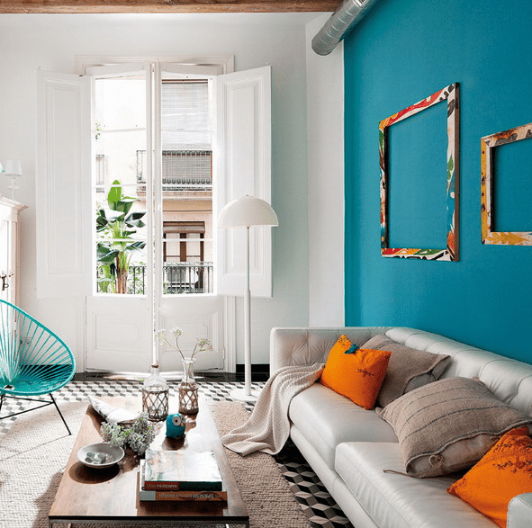... ' tips to do that quickly and easy with your living room décor