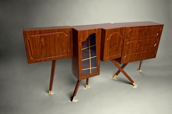 70s Style Living Room Furniture