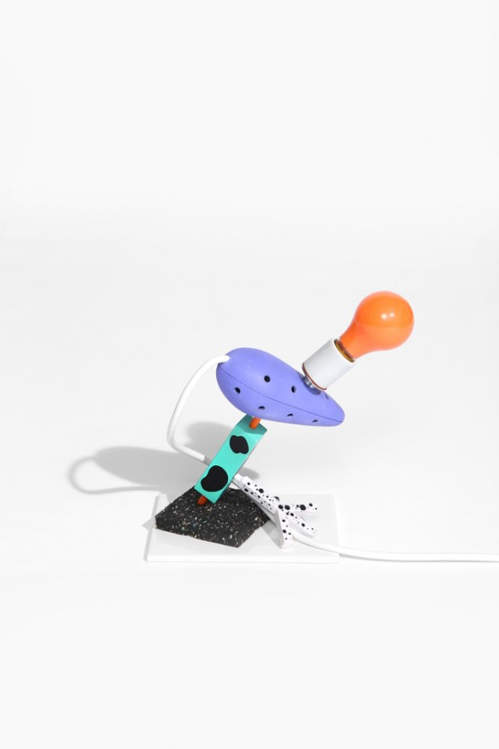 80s Inspired Decor Pieces