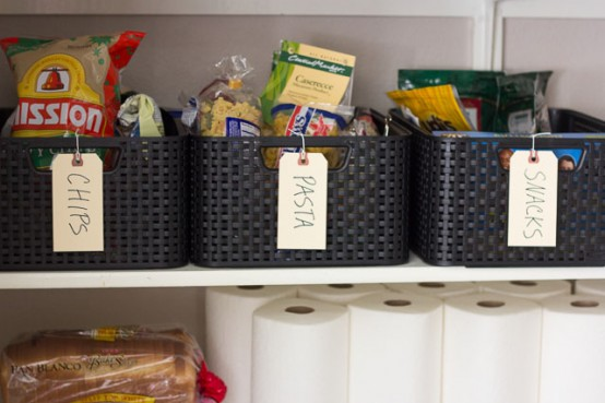 9 Useful Tips To Organize Your Pantry