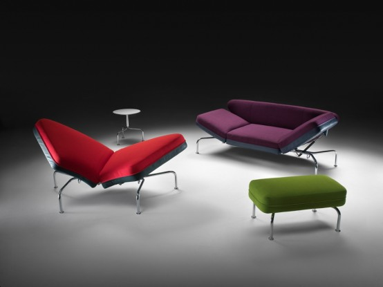 Meritalia Poltrona E Sofa Eloisa : Adjustable furniture for comfortable relaxing new toki