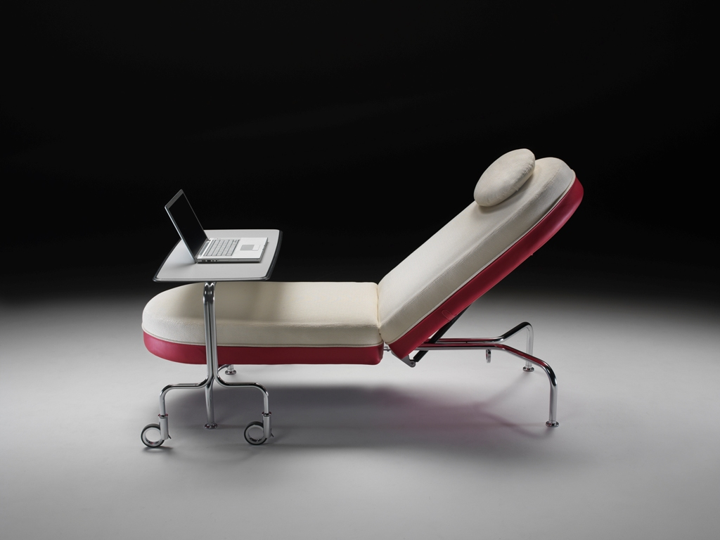 Adjustable Furniture For Comfortable Relaxing – New Toki By Meritalia