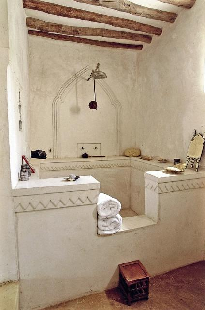 The exotic african interior from kenya digsdigs for Bathroom ideas kenya