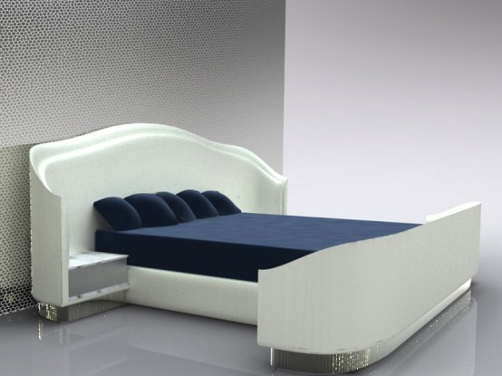 Amazing Luxury Beds and Sofas – Visionnaire by Ipe Cavalli