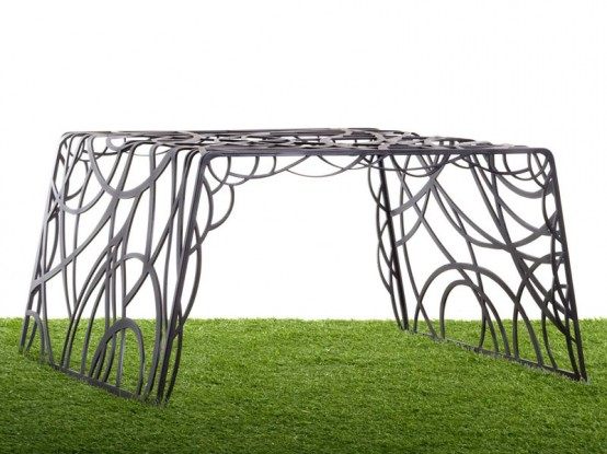 Amazing Outdoor Furniture Radici By De Castelli