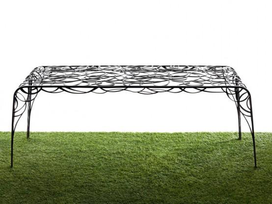 Amazing Outdoor Furniture Radici By De Castelli