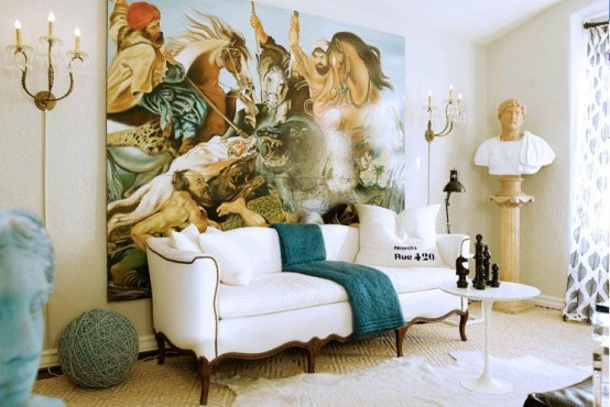 The Ancient Interior For Your House