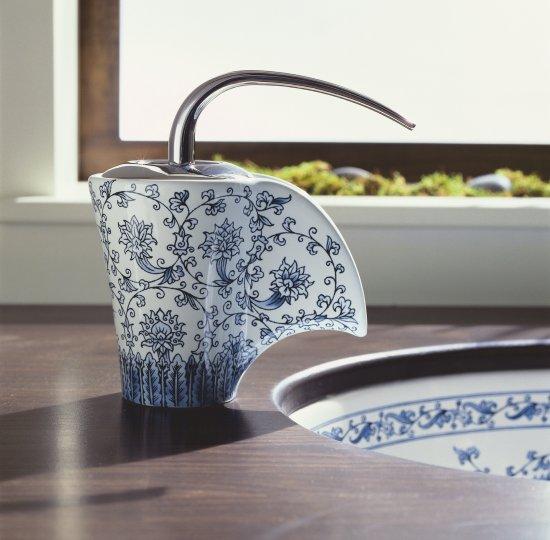 Artistic Bath Faucets Vas By Kohler DigsDigs - Kohler bathroom vanity faucets