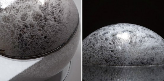 Superb Awesome Mysterious Coffee Table La Lune By Liana Yaroslavsky Idea